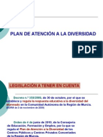Plan Atencion Diversidad Ppt