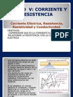 FIS4_5.1 Corriente Eléctrica y Resistencia