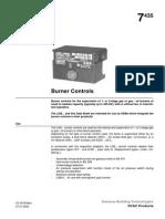 Burner Control LGB21