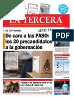 Diario La Tercera 05.05.2015