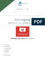 GENPROJ - Sistema Software Para Gerenciamento de Projetos