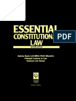 43505518 Andrew Beale Essential Constitutional and Administrative Law