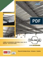 Lamina Colaborante Deck Steel