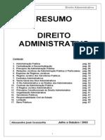 Resumão - Dir.administrativo