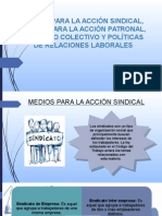 Grupo 7 Medios de Accion Sindical y Patronal Contrato Colectivo