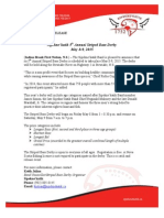 News Release Striped Bass Derby May 2015