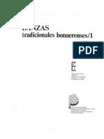 Ladaga Mabel Danzas Tradicionales Bonaerenses-1.Analisis Critico de Su Evolucion