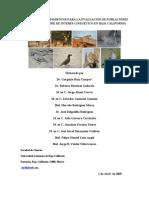 Manual de Metodos Estandarizados Para Evaluar Poblaciones De Animales