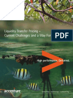 Accenture Liquidity Transfer Pricing Current Challenges Way Forward
