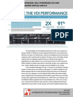 VDI performance comparison