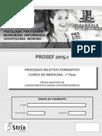 Bahiana 2015.1 1 Fase