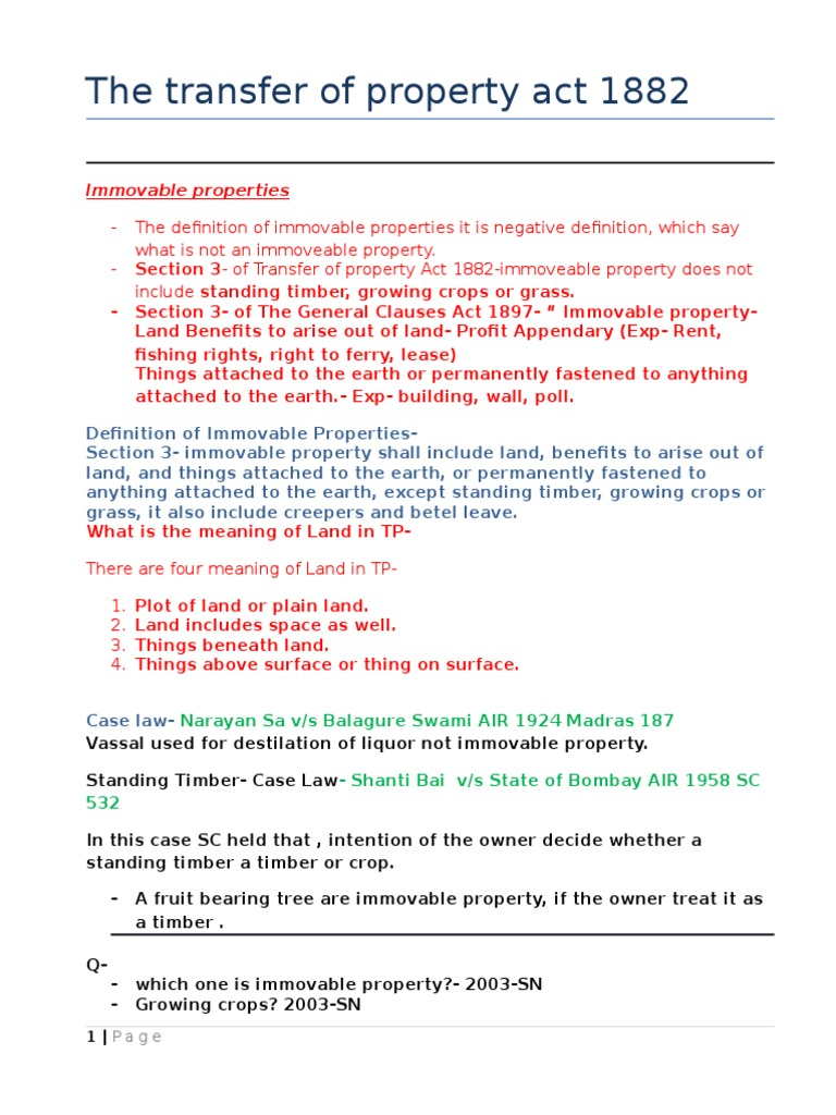 What is movable property Definition, ownership 5