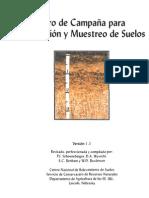 Manual descriptivo de los suelos