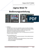 Enigma Web TV De