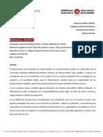 Aparcabicis INBISA (03/2015)