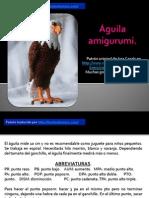 Águila Amigurumi Hastaelmonyo