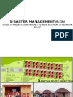 Disaster Managmnt India