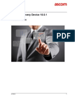 TEMS Discovery Device 10.0.1 Release Note
