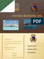 Historia Ingeniería Civil