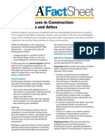 OSHA3787 Confined Spaces in Construction