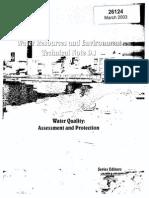 World Bank Calidad del agua.pdf
