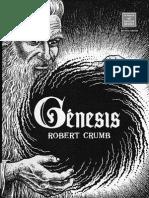 Robert Crumb - Genesis - (Ediciones La Cupula)
