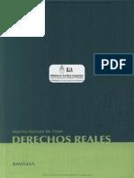 Manual de Derechos Reales, Mariani de Vidal, ToMO III