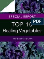 Healing Vegetables Report