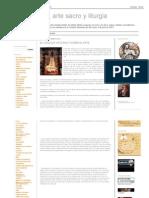 Arquitectura, Arte Sacro y Liturgia_ El Concilio Vaticano II Sobre El Arte