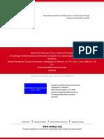 El Liderazgo Transformacional, Dimensiones e Impacto en La Cultura Organizacional y Eficacia de Las