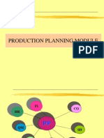 Sap Production Planning