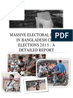Elections 2015- A Detailed Report