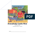 everybody cooks rice lesson packet