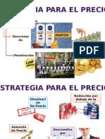 Estrategia de Posicionamiento y Precio