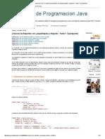 Tutoriales de Programacion Java_ Creación de Reportes Con JasperRepots y IReports - Parte 7_ Subreportes