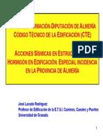 Acciones Sismicas-Jose Lavado