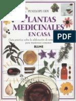 Ody Penelope - Plantas Medicinales en Casa