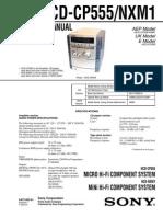 Hcd-cp555 Nxm1 Sm