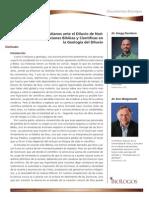 Documento BioLogos de Davidson Wolgemuth