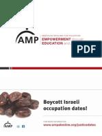 Ramadan Date Boycott Power Point.2015