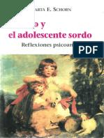 El Niño y El Adolescente Sordo.