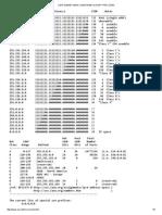 Cidr Subnet Mask Cheatsheet & Icmp Type Codes