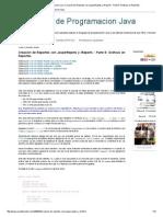 Tutoriales de Programacion Java_ Creación de Reportes Con JasperRepots y IReports - Parte 5_ Gráficas en Reportes