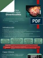 Poster Diverticulitis