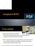 Imagistica Medicala Prin Rezonanta Magnetica Nucleara