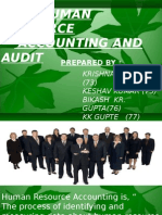 Audit of Hrm