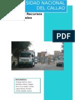 Informe de La Visita a La Planta de Transferencia de Residuos Sólidos Huayna Cápac