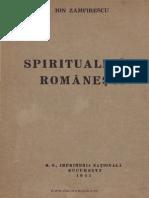 Spiritualitati Romanesti