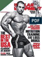 Muscular Development 2009-11