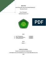 RESUME Biosintesis Protein